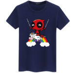 Funny Deadpool T Shirt For Men (9 Different Colors) 2