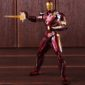 Iron Man Mark 46 Armor Action Figure Captain America Civil War Edition 6inch