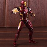 Iron Man Mark 46 Armor Action Figure Captain America Civil War Edition 6inch 4