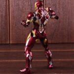 Iron Man Mark 46 Armor Action Figure Captain America Civil War Edition 6inch 5