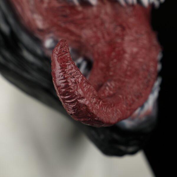 Venom 2018 Mask Edward Eddie Brock Cosplay For Adult