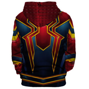 Iron Spider Man Hoodie (2 Colors) 2