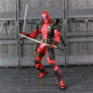 Deadpool Action Figure Marvel Classic 7.5 inch 2