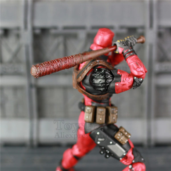 Deadpool Action Figure Marvel Classic 7.5 inch 5