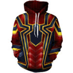 Iron Spider Man Hoodie (2 Colors)