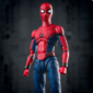 Spider Man Homecoming Exclusive Action Figure 6inch. 2