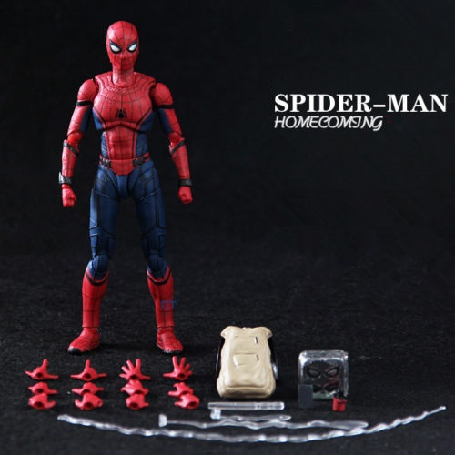 Spider Man Homecoming Exclusive Action Figure 6inch. 4
