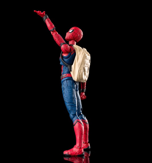 Spider Man Homecoming Exclusive Action Figure 6inch. 9