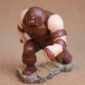 X Men Juggernaut Statue Collectible 3.75 inch 5