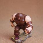 X Men Juggernaut Statue Collectible 3.75 inch
