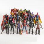 The Avengers EndGame Set of 21 Basic Action Figures