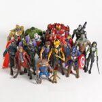 The Avengers EndGame Set of 21 Basic Action Figures5