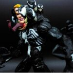 Venom Action Figure 8 Inches Spider Man Series4