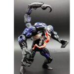 Venom Scorpion Action Figure Marvel Legends Spider Man Series Diamond 2