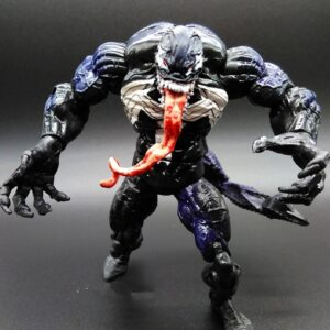 Venom Scorpion Action Figure Marvel Legends Spider Man Series Diamond