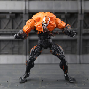 Venom Marvel Comics Action Figure Orange Variant Special Edition Icons 7inch