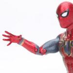 Spider Man Iron Spider Suit Avengers Infinite War Movie Action Figure 8