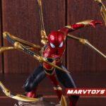 Avengers Infinity War Iron Spider Man Statue Figure 8.4Inch 2 – copia