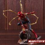 Avengers Infinity War Iron Spider Man Statue Figure 8.4Inch 3 – copia
