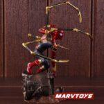 Avengers Infinity War Iron Spider Man Statue Figure 8.4Inch 4 – copia