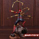 Avengers Infinity War Iron Spider Man Statue Figure 8.4Inch 5 – copia