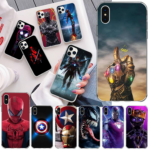 Heroes and Villains Exclusive Phone Cases for IPhone (19 Designs)