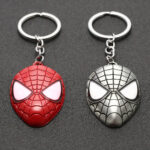 Spider Man The Amazing Keychain Metal (2 Designs)2