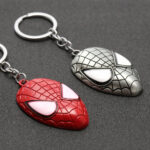 Spider Man The Amazing Keychain Metal (2 Designs)4