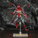 Avengers Endgame Iron Spider Man Armor Action Figure 6Inch