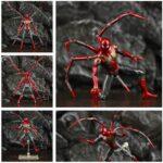 Avengers Endgame Iron Spider Man Armor Action Figure 6Inch 2
