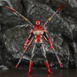 Avengers Endgame Iron Spider Man Armor Action Figure 6Inch 4