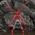 Avengers Endgame Iron Spider Man Armor Action Figure 6Inch 5-min