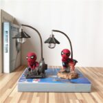 Spiderman Little Statues with LED Lights (4 Designs) 5