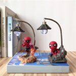 Spiderman Little Statues with LED Lights (4 Designs) 6