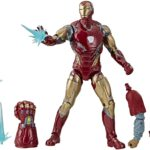 Avengers Endgame Marvel Legends Iron Man Mark LXXXV Action Figure 6-inch (Thor BAF)