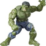 Avengers Marvel Legends Hulk Action Figure 14.5-inch 5