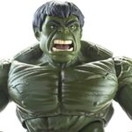 Avengers Marvel Legends Hulk Action Figure 14.5-inch 6