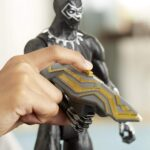 Avengers Marvel Titan Hero Series Blast Gear Deluxe Black Panther Action Figure 12-Inch Toy 3