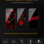 Deadpool Glass Style Phone Case for iPhone (9 Different Designs) 10