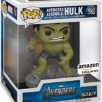 Funko Pop! Deluxe, Marvel Avengers Assemble Series – Hulk, Exclusive, Figure 2 Of 6 2