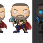 Funko Pop! Marvel Avengers EndGame Thor (Glow In The Dark)