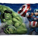 Marvel Avengers Blue Circle Bed Set Full Size 5