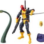 Marvel Legends Deadpool X-Men Action Figure 6-inch (Sauron BAF)-111min