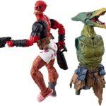 Marvel Legends Deadpool in Boxers Shorts Action Figure 6-inch (Sauron BAF) 2