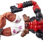 Marvel Legends Deadpool in Boxers Shorts Action Figure 6-inch (Sauron BAF) 3