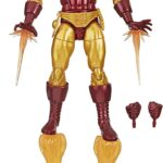 Marvel Legends Exclusive Iron Man 2020 Action Figure 6Inch 2