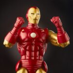 Marvel Legends Series 80th Anniversary Comic-Inspired Vintage Iron Man 6Inch 4