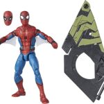Marvel Legends Spider Man Homecoming Action Figure 6 Inches BAF Vulture's Flight Gear