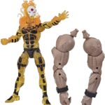 Marvel Legends Sunfire Action Figure 6-inch X-Men Age Of Apocalypse Collection (Sugar Man BAF)