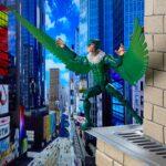 Spider-Man Marvel Legends Marvel's Vulture Action Figure 6-inch (Demogoblin BAF) 10